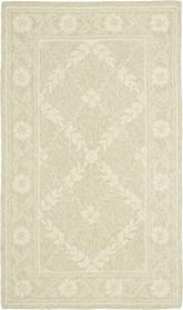 Safavieh Wilton WIL324C Taupe and Ivory