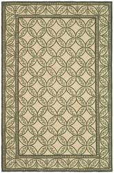 Safavieh Wilton WIL330A Taupe and Green