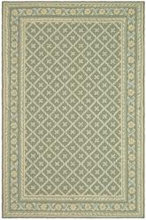 Safavieh Wilton WIL334B Green and Ivory