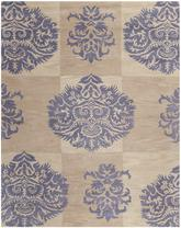 Safavieh Wyndham WYD322A Beige and Lavander