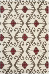 Safavieh Wyndham WYD323B Ivory and Brown