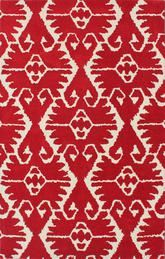 Safavieh Wyndham WYD323R Red and Ivory