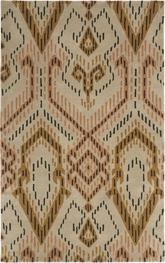 Safavieh Wyndham WYD373A Brown and Ivory