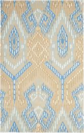 Safavieh Wyndham WYD373B Beige and Blue