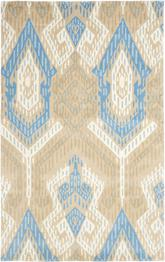 Safavieh Wyndham WYD373C Blue and Ivory