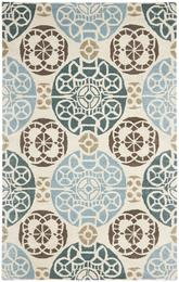 Safavieh Wyndham WYD376A Beige and Blue