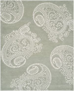 Safavieh Bella BEL153A Grey and Ivory