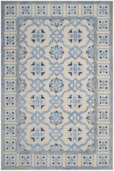 Safavieh Bella BEL155A Ivory and Blue