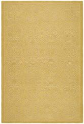 Safavieh Cambridge CAM233A Light Gold and Dark Gold