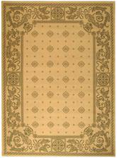 Safavieh Courtyard CY1356-1E01 Natural and Olive