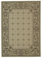 Safavieh Courtyard CY1356-3901 Sand and Black