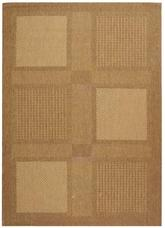 Safavieh Courtyard CY1928-3009 Brown and Natural