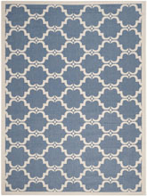 Safavieh Courtyard CY6009243 Blue and Beige