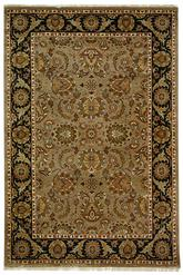 Safavieh Dynasty DY251B Camel and Black