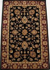 Safavieh Heritage HG112A Black and Red