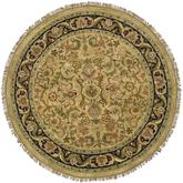 Safavieh Heritage HG162A Light Green and Black