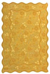 Safavieh Heritage HG213B Dark Gold and Dark Gold