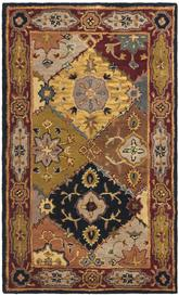 Safavieh Heritage HG512B Multi and Red