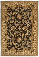 Safavieh Heritage HG628B Black and Beige