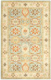Safavieh Heritage HG734A Light Blue and Ivory
