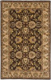 Safavieh Heritage HG912A Brown and Ivory