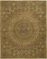 Safavieh Heritage HG914A Light Brown and Grey