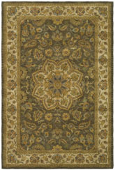 Safavieh Heritage HG954A Green and Taupe