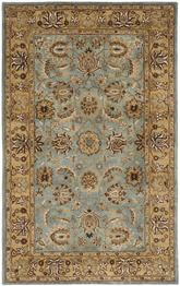 Safavieh Heritage HG958A Blue and Gold