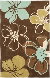 Safavieh Modern Art MDA611A Brown and Multi