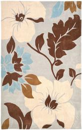 Safavieh Modern Art MDA616A Ivory and Multi