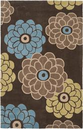 Safavieh Modern Art MDA620B Brown and Multi