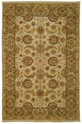 Safavieh Old World OW129A Ivory and Green