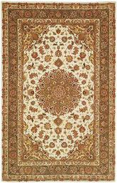 Safavieh Persian Court PC102B Ivory and Light Olive