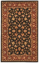 Safavieh Persian Court PC104B Black and Red