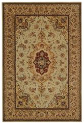 Safavieh Persian Court PC129B Light Green and Beige