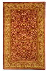 Safavieh Persian Legend PL520A Rust and Beige