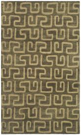 Safavieh Soho  SOH416C Brown and Gold