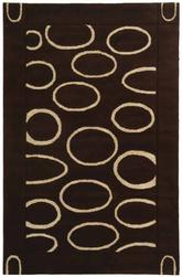 Safavieh Soho  SOH714C Brown and Ivory