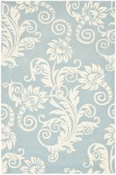Safavieh Soho  SOH765A Blue and Ivory