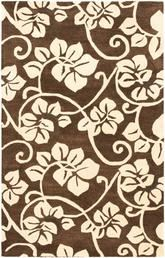 Safavieh Soho  SOH829A Brown and Ivory