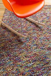 Surya Confetti Confett1 Red Area Rug Free Shipping