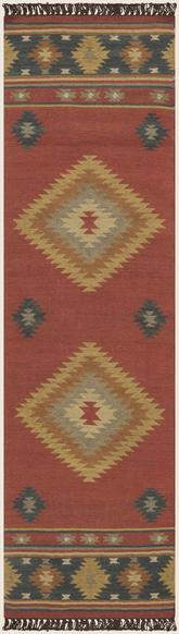 Surya Jewel Tone Jt1033 Red Area Rug Free Shipping