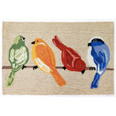 Trans Ocean Frontporch Birds Neutral 445712