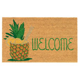 Trans Ocean Natura Welcome Pineapple Natural 209612