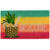 Trans Ocean Natura Welcome Pineapple Warm 209624