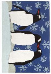 Trans Ocean Frontporch Penguins Ice 1494/11