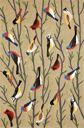 Trans Ocean Frontporch Birds Multi 1440/44