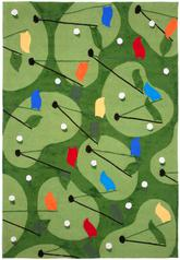 Trans Ocean Frontporch Golf Grass 1478/16
