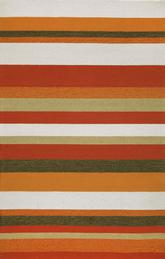 Trans Ocean Ravella Stripe Orange 1900/17