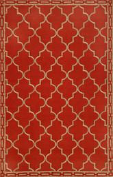 Trans Ocean Ravella Floor Tile Red 1976/24